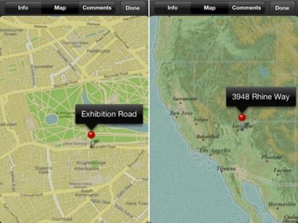 Apple et OpenStreetMap