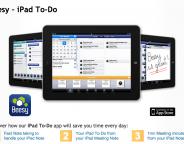 Beesy, une application de prise de notes pour iPad