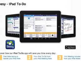 Beesy, une application de prise de note pour iPad