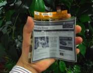 Papier électronique : Ecran flexible pour liseuse de 6 pouces
