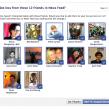 Facebook : Introduction des listes de connaissances