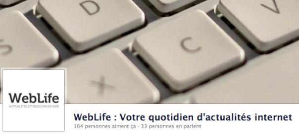 Facebook Timeline pour page fans