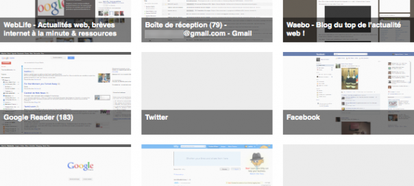 Firefox 12 : Activer la page «Nouvel onglet» du navigateur