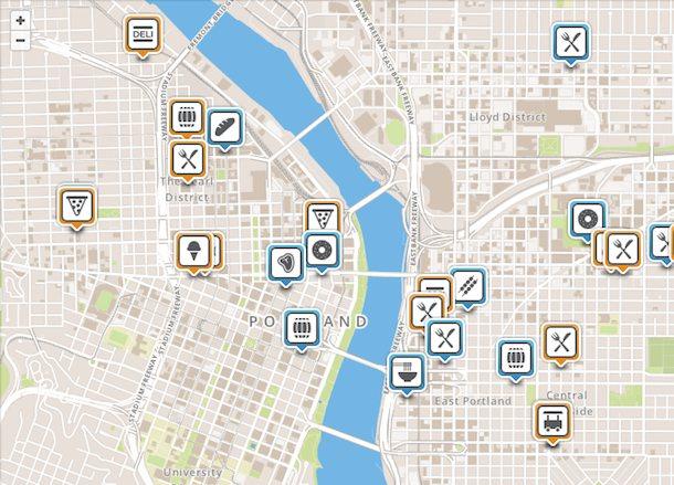 Foursquare OpenStreetMap