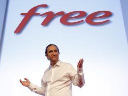Free - Xavier Niel