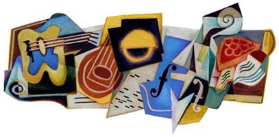 Google : Doodle Juan Gris