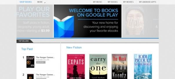 Google Play Livres : Un lancement imminent en France