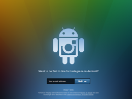 Instagram pour Android