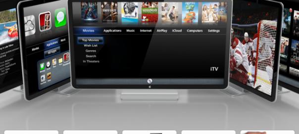 Apple iTV : Une production pour cet été et une livraison pour la fin de l'année