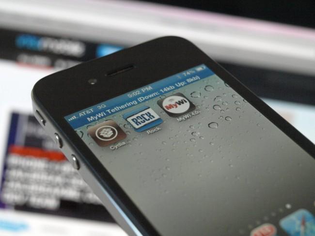 cydia sur iPhone