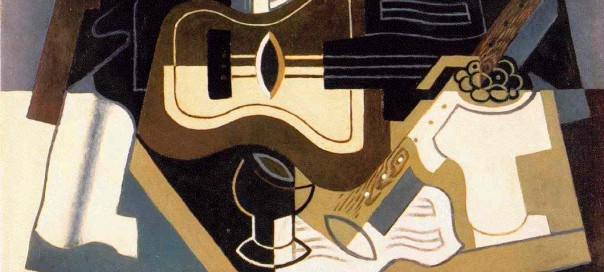Google : Le peintre Juan Gris et le cubisme en doodle