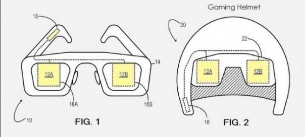 Xbox : Un casque de jeu avec lunettes 3D ?
