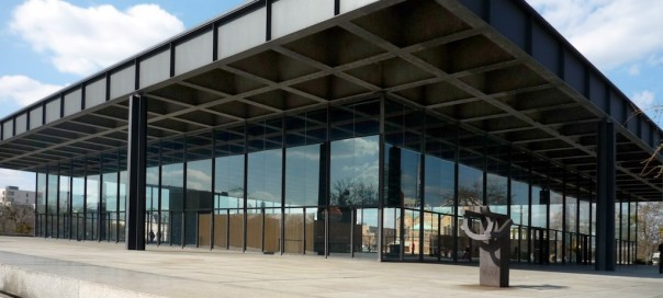 Google : L'architecte allemand Ludwig Mies van der Rohe en doodle