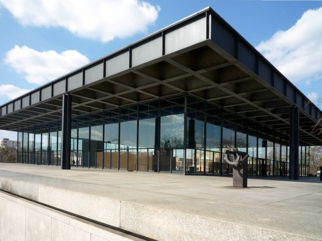 Neue Nationalgalerie de Berlin