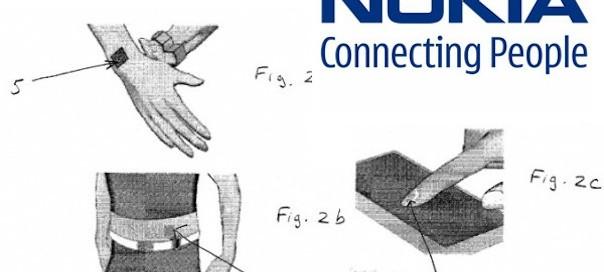 Nokia : Un brevet de tatouage magnétique vibrant