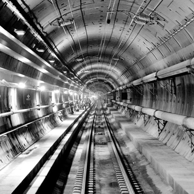 Tunnel sous la manche