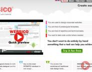 WEBSiCO, un éditeur de sites internet en ligne