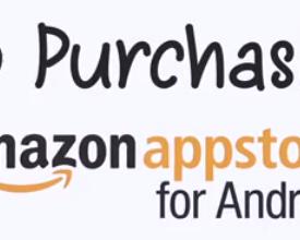 Amazon App Store : Arrivée du paiement in-app