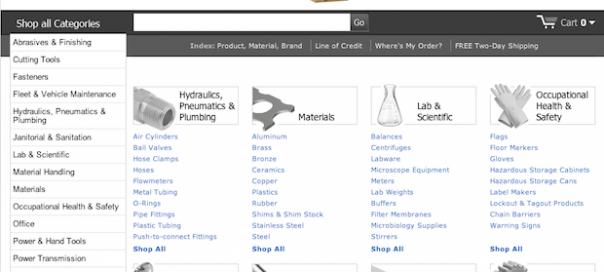 AmazonSupply : La plateforme e-commerce B2B