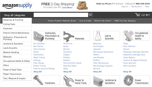 AmazonSupply