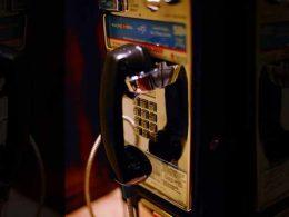 Cabine téléphonique USA