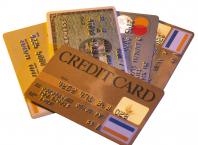 Cartes de crédits