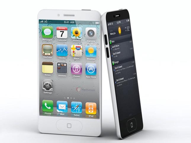 Concept iPhone 5