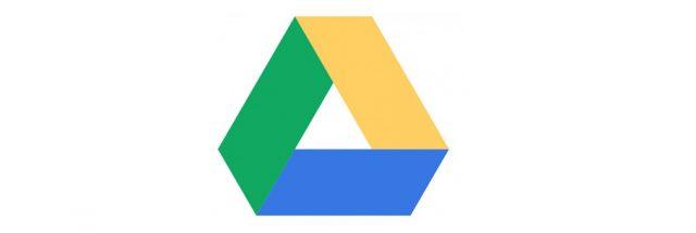 Logo Google Disque