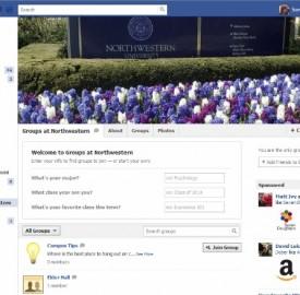 Facebook : Ouverture des groupes scolaires