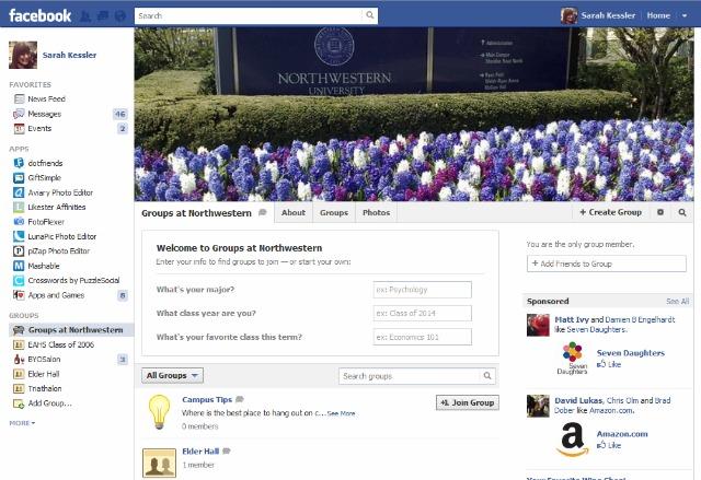 Facebook : Groupe scolaire