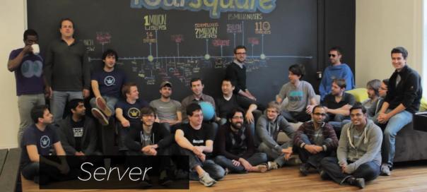 Foursquare Day : Tous les employés mobilisés pour une vidéo
