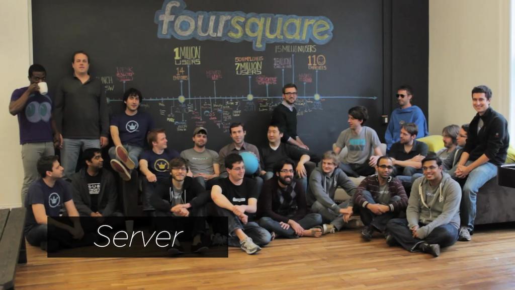 Foursquare Day 2012