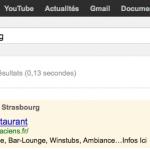 Google AdWords : Mots clés des annonces dans les SERPS