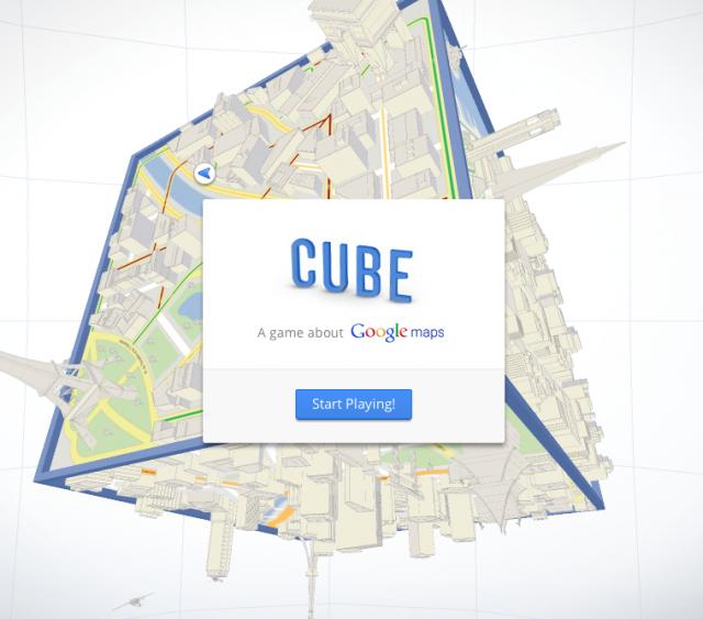 Google Cube