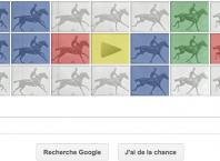 Google : Doodle Eadweard Muybridge