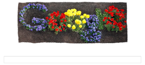 Google : Journée de la Terre (Earth Day) en doodle