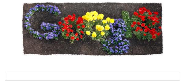 Google : Doodle de la Journée de la Terre