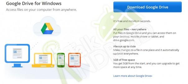 Google Drive : Vers un mode déconnecté dans 5 semaines ?