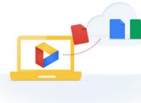 Google Drive : Schéma