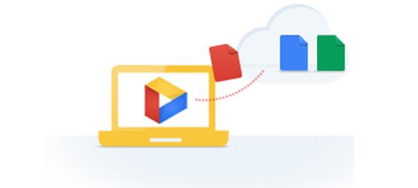 Google Drive : 5Go pour créer, partager, collaborer et conserver vos documents