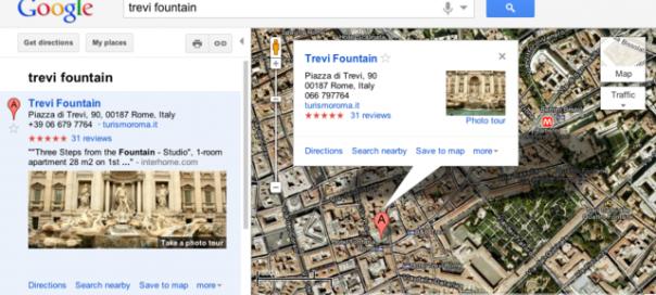 Google Maps : Les photos tours débarquent
