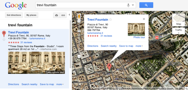 Google Maps : Photo Tour