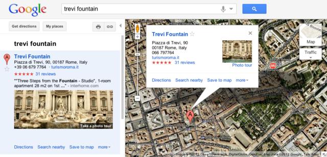 Google Maps : Photo Tour