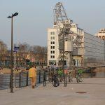 Abords de La Plage Digitale à Strasbourg 02