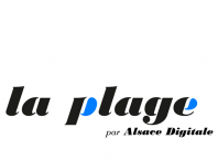 Logo de La Plage Digitale à Strasbourg