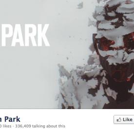 Facebook : Bouton Ecouter sur les pages d'artistes