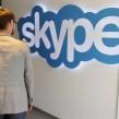 Skype : Message vidéo et style Modern UI