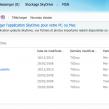 Microsoft SkyDrive : 25Go & applications de synchronisation