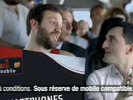 Publicité NRJ Mobile