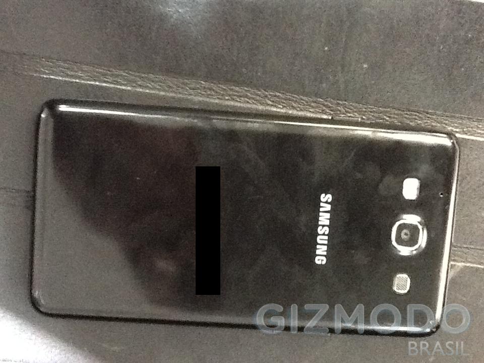 Samsung Galaxy S III - vue arrière